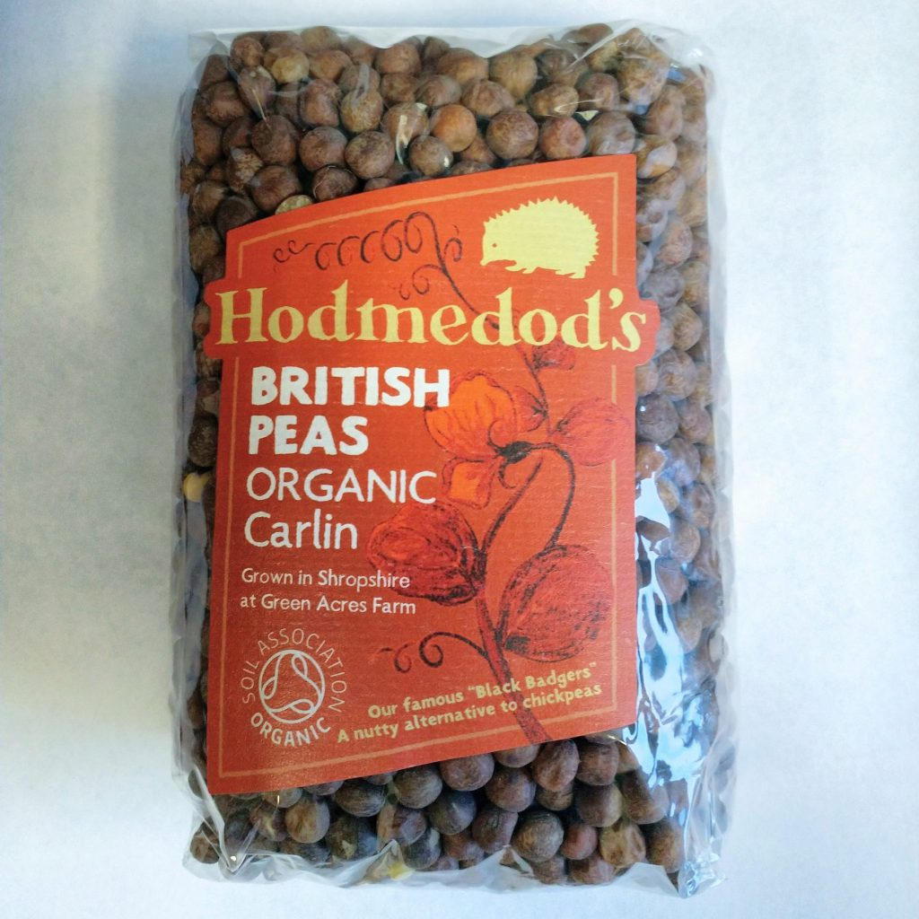 Hodmedod's Red Fox Carlin Peas 500 G